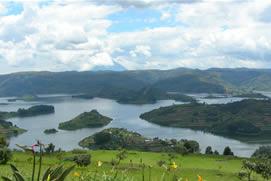 Lake Bunyonyi & Gorilla Safari